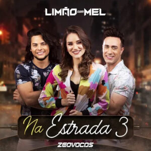 CAPA LIMAO COM MEL NA ESTRADA VOLUME 3 2020