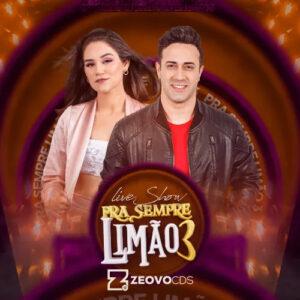 CAPA LIMAO COM MEL PROMOCIONAL LIVE SHOW 2020