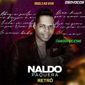 CAPA NALDO PAQUERA PROMOCIONAL RETRO 2020