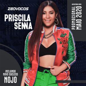 CAPA PRISCILA SENNA PROMOCIONAL DE MAIO 2020