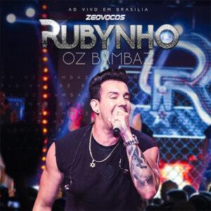 CAPA RUBYNHO OZ BAMBAZ AUDIO DVD 2019