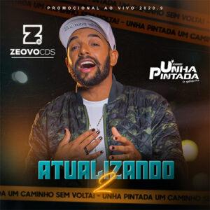 CAPA UNHA PINTADA PROMOCIONAL ATUALIZANDO VOLUME 2 2020