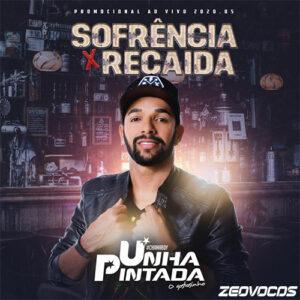 CAPA UNHA PINTADA PROMOCIONAL SOFRENCIA X RECAIDA 2020