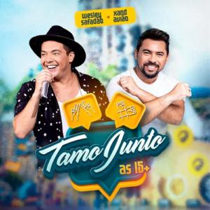 CAPA WESLEY SAFADAO E XAND AVIAO TAMO JUNTO 2020