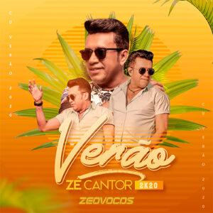 CAPA ZE CANTOR PROMOCIONAL DE VERAO 2020