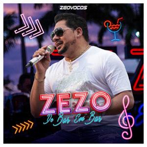CAPA ZEZO CD DVD DE BAR EM BAR 2019
