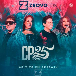 CAPA CALCINHA PRETA AUDIO DVD 25 ANOS 2021
