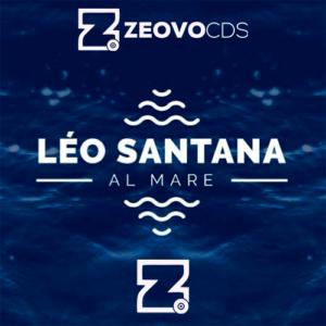 CAPA LEO SANTANA AUDIO DVD AL MARE 2021