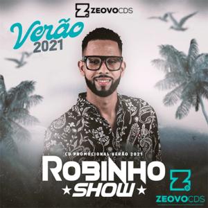CAPA ROBINHO SHOW PROMOCIONAL DE VERAO 2021