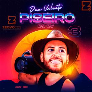 CAPA DAN VALENTE PISEIRO VOLUME 3 2021