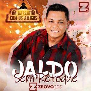 CAPA JALDO SEM RETOQUE COM AMIGOS NO BAR 2021
