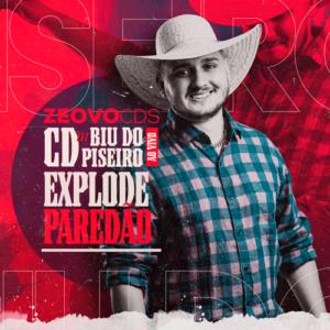 CAPA BIU DO PISEIRO CD EXPLODE PAREDAO 2021