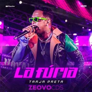 CAPA LA FURIA CD TARJA PRETA 2021