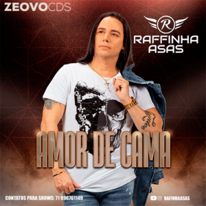 CAPA RAFFINHA ASAS VOLUME 1 2022