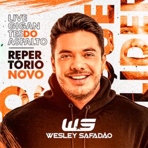 CAPA WESLEY SAFADAO AO VIVO NA LIVE 2021